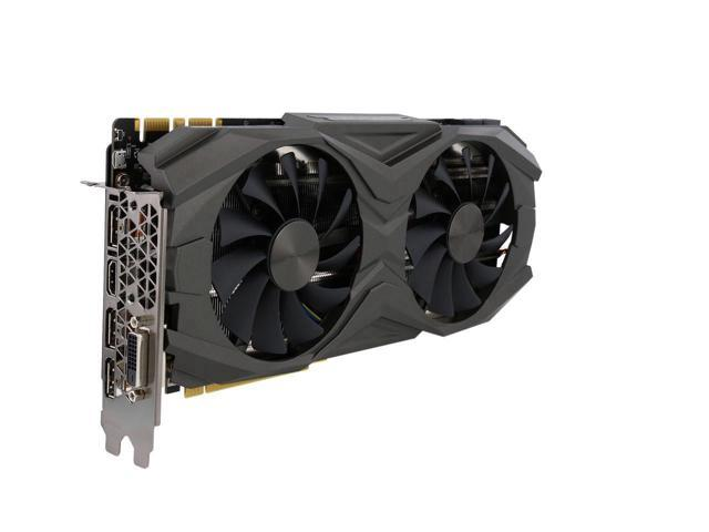 NeweggBusiness - ZOTAC GeForce GTX 1080 Ti AMP Edition 11GB GDDR5X