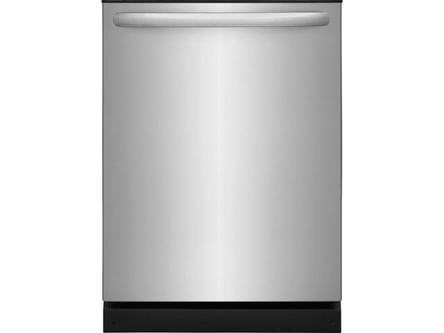 Frigidaire FFID2426TS 54dB Stainless Built-In Dishwasher photo
