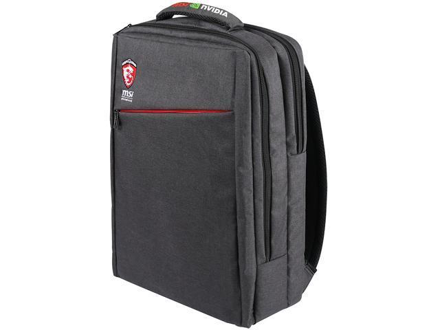 MSI Gift - Ultra Gaming Backpack w/ NV Logo