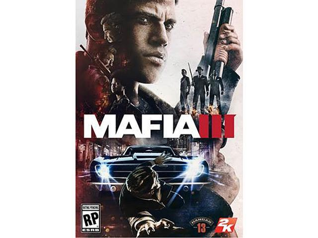 MSI Gift - MAFIA III Digital Download Code