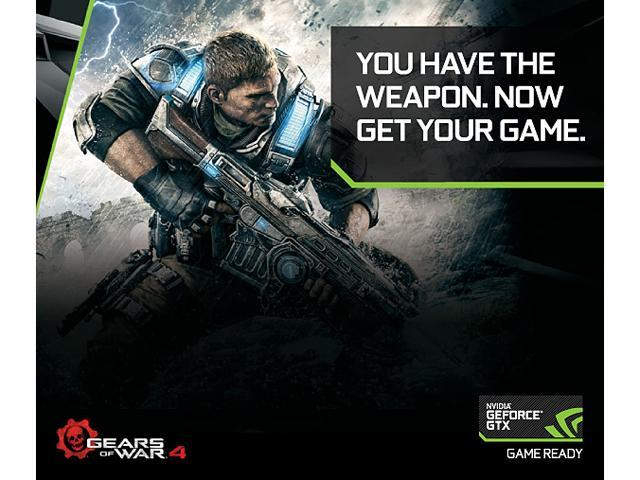 NVIDIA Game Codes for Gears of War 4