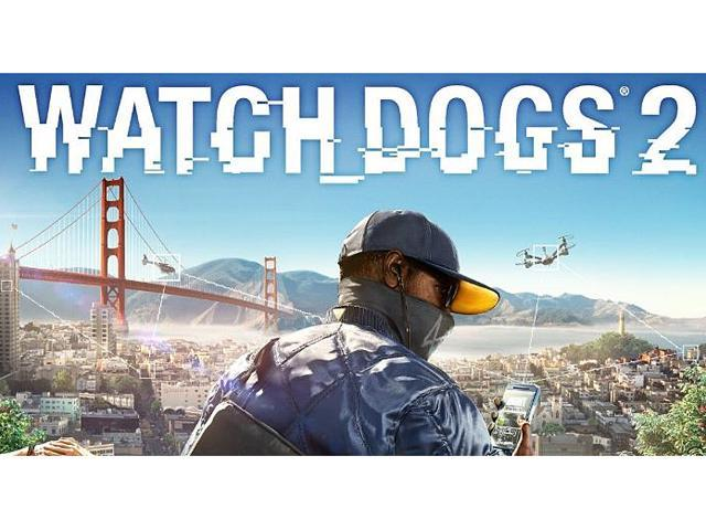 NVIDIA Gaming Laptop Gifts- Game code Watch dogs 2