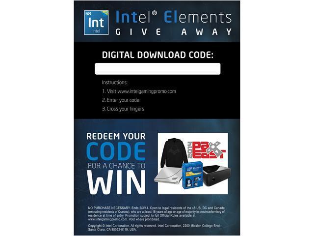 Intel Elements