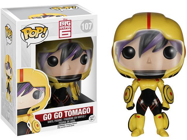 Disney POP Disney 4662 Big Hero 6 - Go Go Tomago