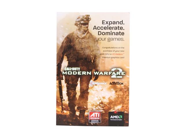 AMD Gift - Call of Duty Modern Warfare 2 Coupon