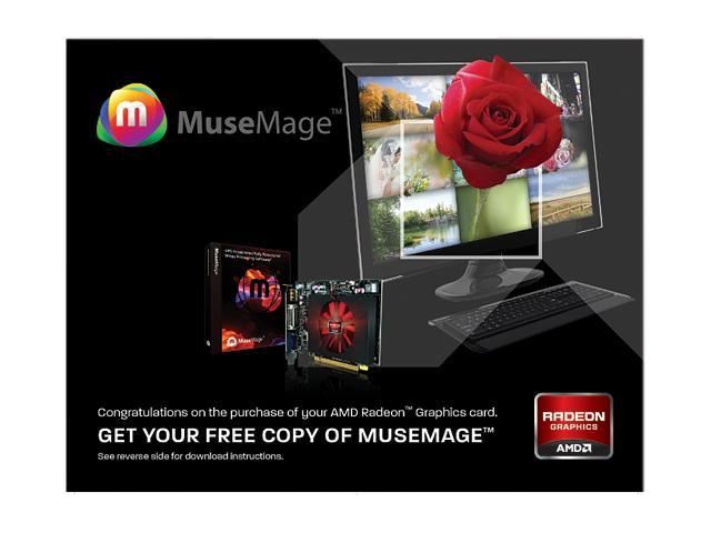 AMD Gift - MuseMage Coupon