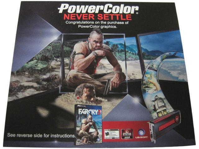 PowerColor Gift - FARCRY 3 Game COUPON