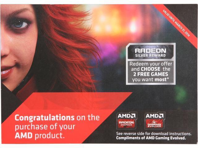 AMD GIFT - RADEON Phase II SILVER REWARD for FREE Games