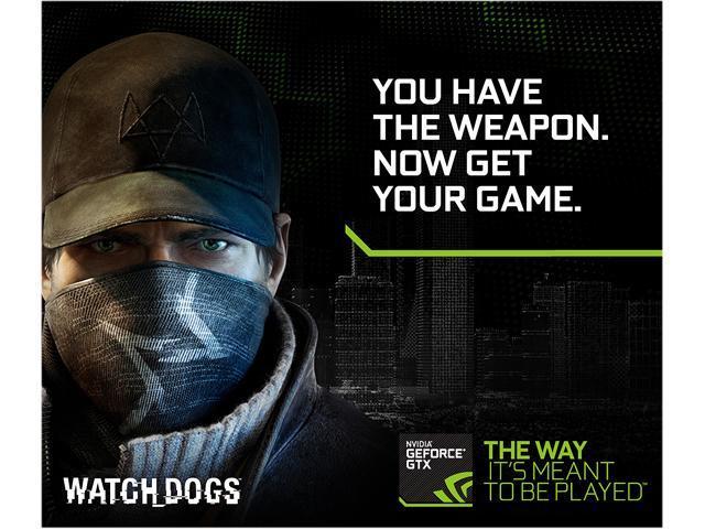 Newegg Watch Dogs