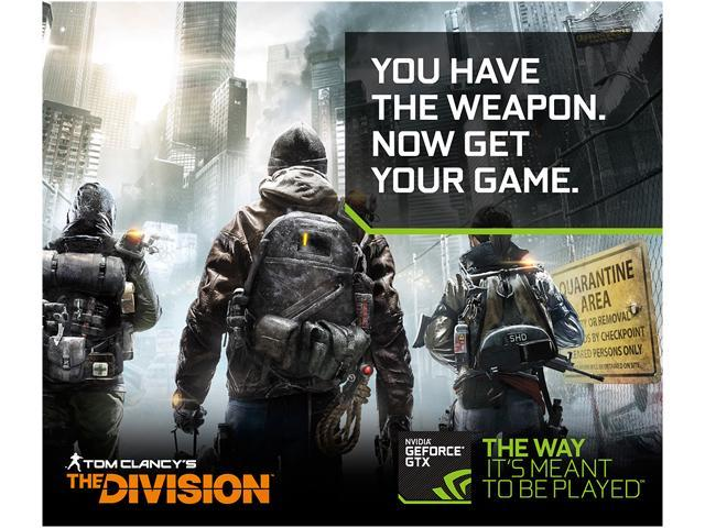 NVIDIA Gift - The Division
