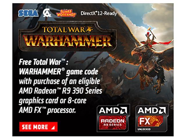 AMD Gift - Total War: Warhammer