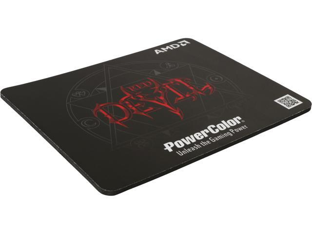 PowerColor Gift - RED DEVIL Mouse Pad (22*18cm)