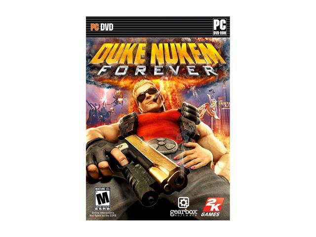 EVGA Gift - Duke Nukem Forever Game