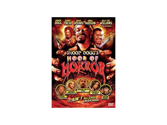 Snoop Dogg's Hood Of Horror Snoop Dogg, Danny Trejo, Aries Spears, Ernie Hudson, Pooch Hall, Anson Mount, Daniella Alonso, ...