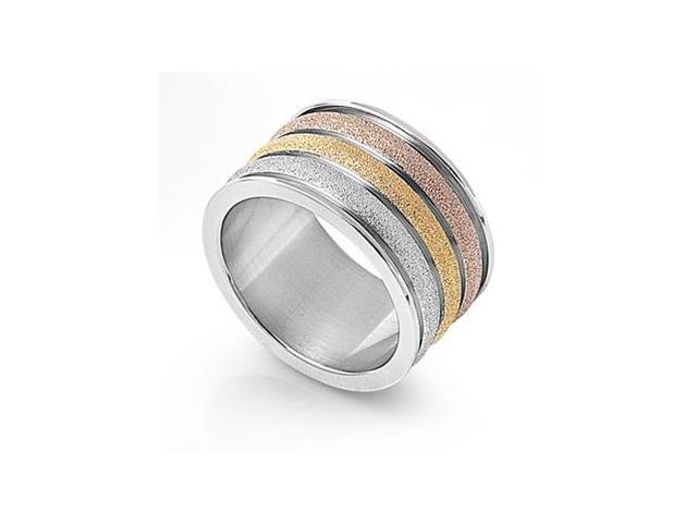 Stainless Steel Casting Ring - Size : 11
