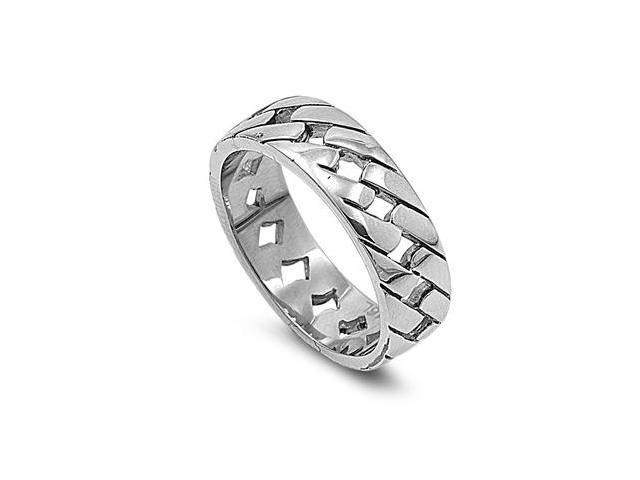Stainless Steel Ring-