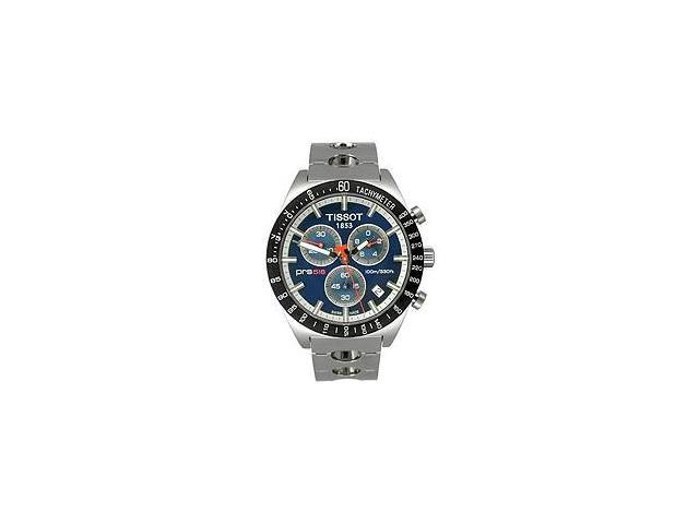 Tissot T-Sport PRS516 Chronograph Marine Blue Dial Men's watch #T044.417.21.041.00