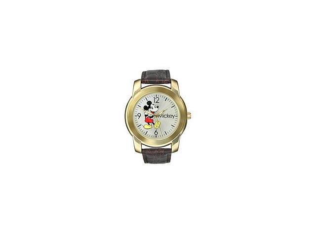 Disney Mickey Mouse Silver Dial Men's watch #MCK622