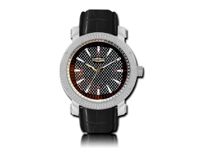 New Grand Master Mens Diamond Watch GM1-21