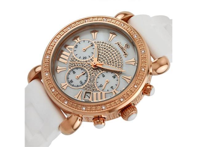 New Just Bling 0.20CT Diamonds watch JB-6242-H