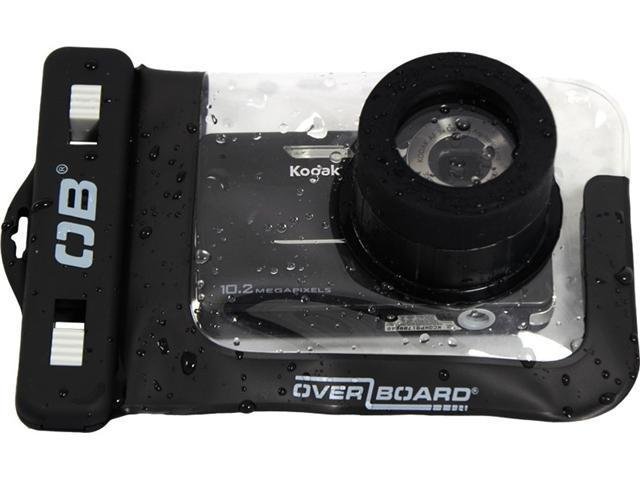 Overboard Waterproof Camera Case with Zoom Lens Port
