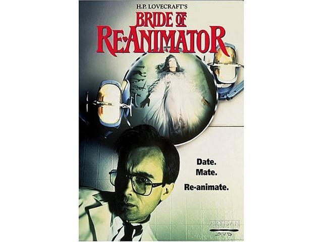 Bride Of Re-Animator Jeffrey Combs, Bruce Abbott, Claude Earl Jones, Fabiana Udenio, David Gale, Kathleen Kinmont, Mel Stewart, ...