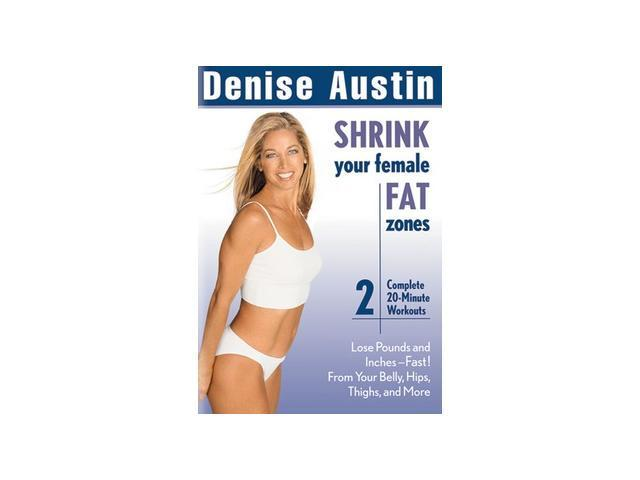 Denise Austin Shrink Your Female Fat Zones 4