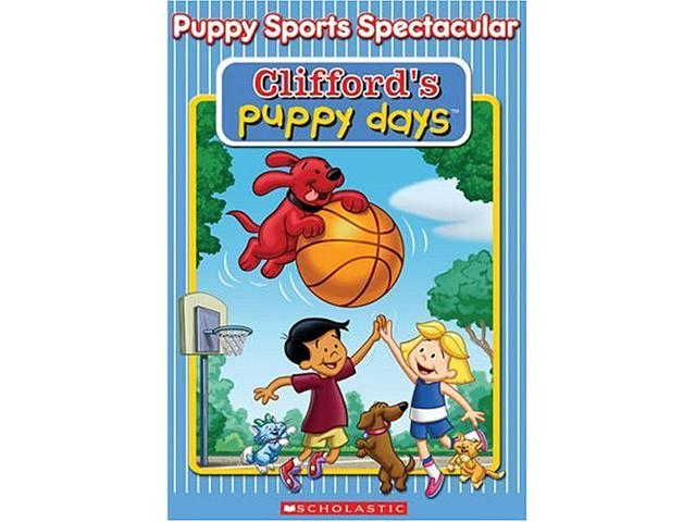 Clifford Puppy Days: Puppy Sports Spectacular