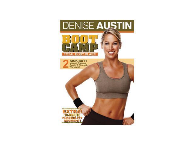 Denise Austin: Boot Camp Total Body Blast