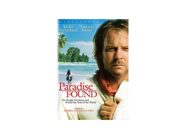 Paradise Found Kiefer Sutherland, Nastassja Kinski