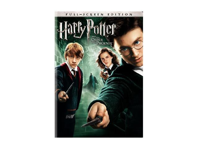 Harry Potter and the Order of the Phoenix (Full-Screen Edition / ENG-FR-SP-SUB) Daniel Radcliffe, Emma Watson, Rupert Grint, Harry Melling, Jason Boyd