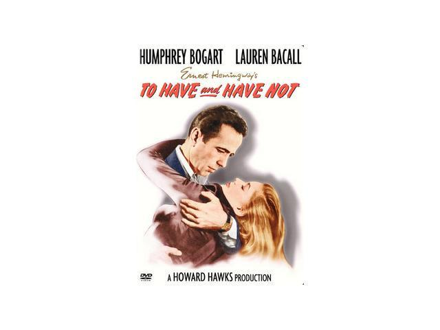 To Have And Have Not Humphrey Bogart, Lauren Bacall, Walter Brennan, Hoagy Carmichael, Dan Seymour, Marcel Dalio, Dolores ...