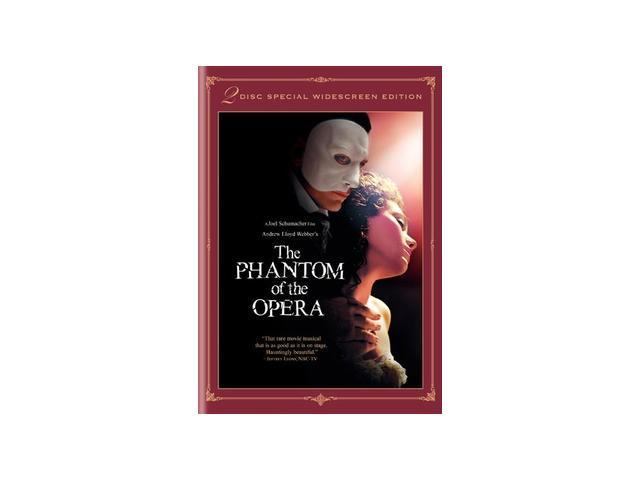 Andrew Lloyd Webber's The Phantom of the Opera Gerard Butler, Emmy Rossum, Patrick Wilson, Simon Callow, Miranda Richardson, Minnie Driver, Ciaran Hinds, Jennifer Ellison