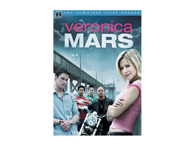 Veronica Mars: The Complete First Season (DVD / WS / Box set) Kirsten Bell, Enrico Colantoni , Percy Daggs III, Jason Dohring, Teddy Dunn, Amanda Seyfried