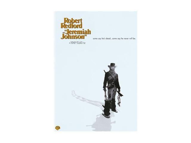 Jeremiah Johnson (DVD / ENG / FREN) Robert Redford, Will Geer, Delle Bolton, Josh Albee