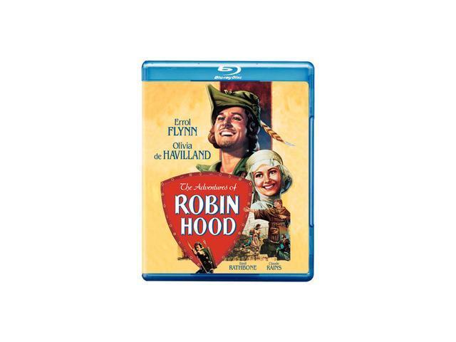 The Adventures Of Robin Hood Errol Flynn, Olivia de Havilland, Basil Rathbone, Claude Rains, Patric Knowles, Eugene Pallette, ...