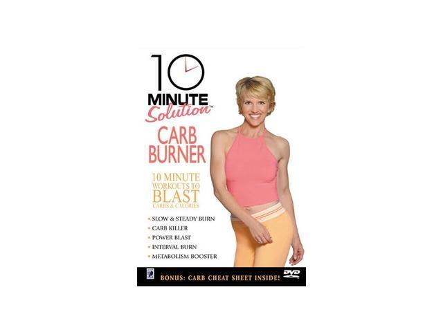 Ten Minute Solution: Carb Burner