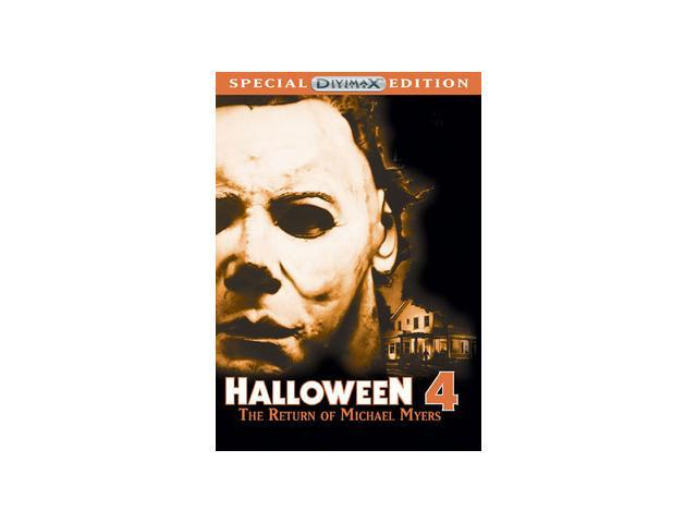 Halloween 4: The Return Of Michael Myers Donald Pleasence, Ellie Cornell, Danielle Harris, George P. Wilbur, Michael Pataki, ...