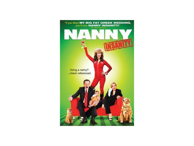 Nanny Insanity Cynthia Preston, Larry Dorf, Alla Korot, Mindy Sterling, Howard Hesseman, Stephanie Hesseman