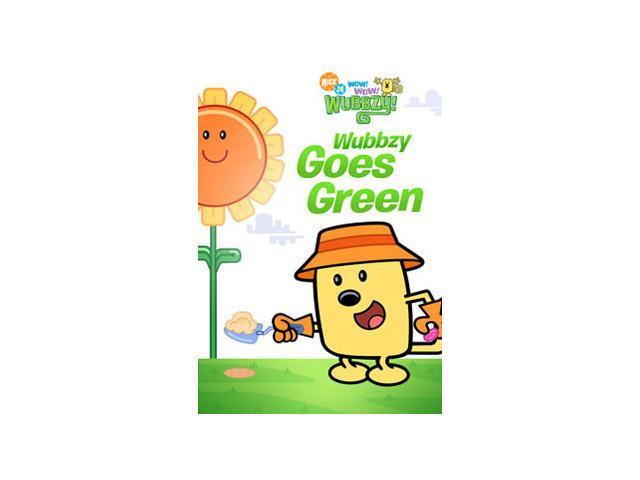 Wow Wow Wubbzy: Wubbzy Goes Green
