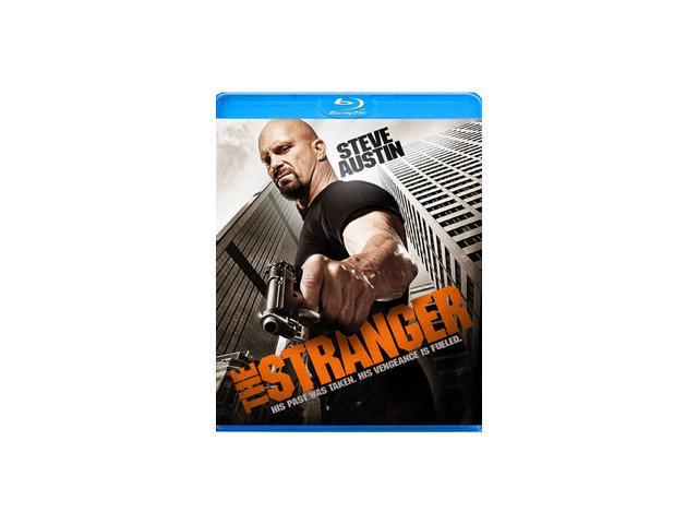 The Stranger Steve Austin, Adam Beach, John Tench, Erica Cerra