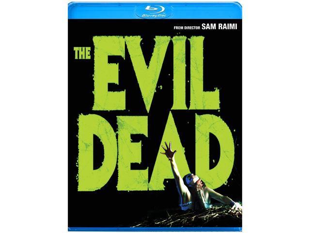 The Evil Dead Bruce Campbell, Ellen Sandweiss, Betsy Baker, Hal Delrich, Sarah York