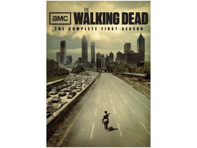 The Walking Dead Season 1 (DVD) Andrew Lincoln, Emma Bell, Michael Rooker, Norman Reedus, Andrew Rothenberg