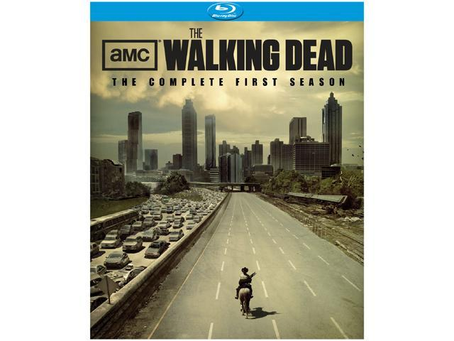 The Walking Dead Season 1 (Blu-ray/WS) Andrew Lincoln, Emma Bell, Michael Rooker, Norman Reedus, Andrew Rothenberg