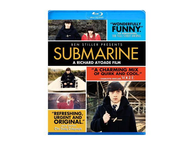 Submarine (Blu-ray/WS) Craig Roberts, Sally Hawkins, Noah Taylor, Yasmin Paige, Paddy Considine