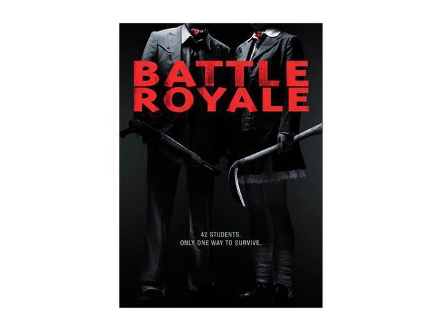 Battle Royale (DVD)