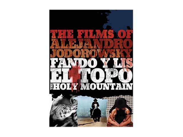 The Films of Alejandro Jodorwsky (DVD/NTSC) Alejandro Jodorowsky