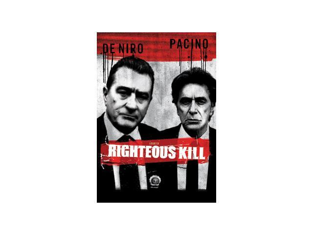 Righteous Kill Robert De Niro, Al Pacino, Curtis Jackson, Carla Gugino, John Leguizamo, Donnie Wahlberg, Dan Futterman, Brian Dennehy, Alan Blumenfeld, Quinton Aaron