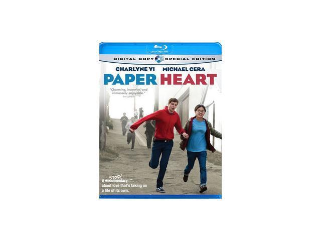 Paper Heart Michael Cera, Charlyne Yi, Jake M. Johnson, Seth Rogen, Paul Rust, Demetri Martin, Lydia Yi, Martin Starr