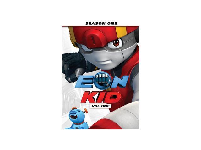 Eon Kid: Season 1, Volume 1